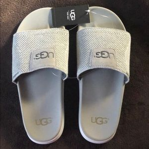 NWT Men's Xavier Hyperweave Sandals/Slides